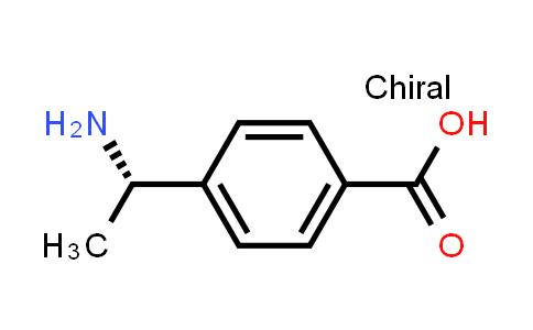 222714-33-2 | (S)-4-(1-Aminoethyl)benzoic acid