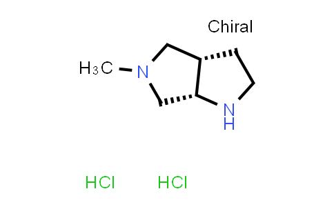 2227197-89-7 | (3aS,6aS)-5-Methyloctahydropyrrolo[3,4-b]pyrrole dihydrochloride
