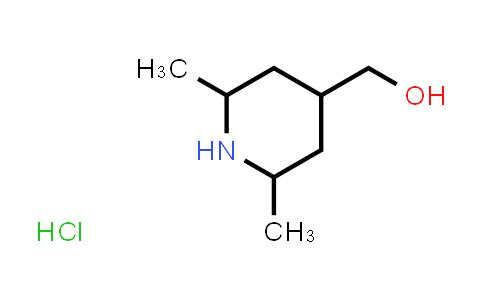 2227204-95-5   (2,6-Dimethylpiperidin-4-yl)methanol hydrochloride