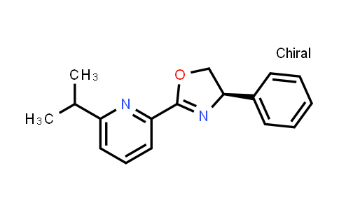 2227390-61-4 | (R)-2-(6-Isopropylpyridin-2-yl)-4-phenyl-4,5-dihydrooxazole