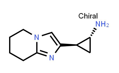 2227708-35-0 | (1R,2R)-2-(5,6,7,8-Tetrahydroimidazo[1,2-a]pyridin-2-yl)cyclopropan-1-amine
