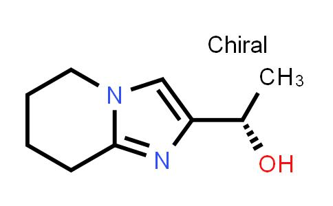 2227729-07-7 | (S)-1-(5,6,7,8-Tetrahydroimidazo[1,2-a]pyridin-2-yl)ethan-1-ol