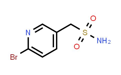 2228258-09-9 | (6-Bromopyridin-3-yl)methanesulfonamide