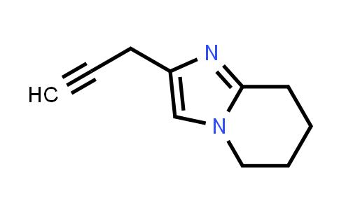 2228390-41-6   2-(Prop-2-yn-1-yl)-5,6,7,8-tetrahydroimidazo[1,2-a]pyridine
