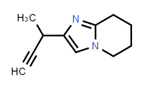 2228556-57-6 | 2-(But-3-yn-2-yl)-5,6,7,8-tetrahydroimidazo[1,2-a]pyridine
