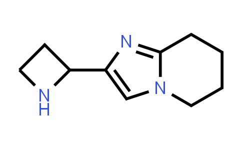 2228645-80-3   2-(Azetidin-2-yl)-5,6,7,8-tetrahydroimidazo[1,2-a]pyridine