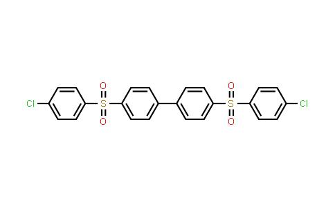 22287-56-5 | 4,4'-Bis((4-chlorophenyl)sulfonyl)-1,1'-biphenyl