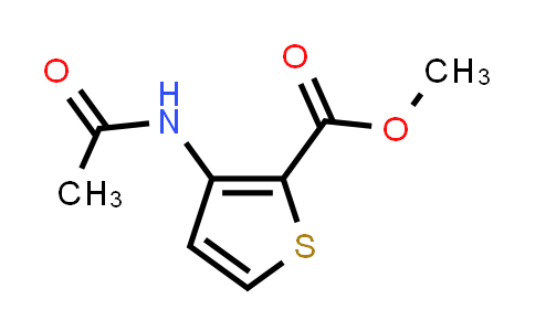 22288-79-5   Methyl 3-acetamidothiophene-2-carboxylate