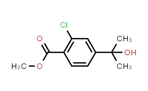 2228901-72-0   Methyl 2-chloro-4-(2-hydroxypropan-2-yl)benzoate
