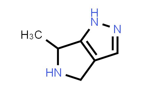 2228971-27-3   6-Methyl-1,4,5,6-tetrahydropyrrolo[3,4-c]pyrazole
