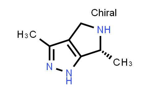 2228971-36-4   (R)-3,6-Dimethyl-1,4,5,6-tetrahydropyrrolo[3,4-c]pyrazole