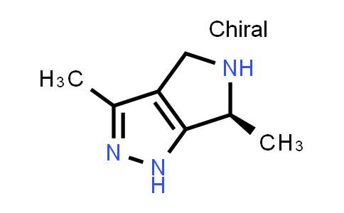 2228971-37-5   (S)-3,6-Dimethyl-1,4,5,6-tetrahydropyrrolo[3,4-c]pyrazole