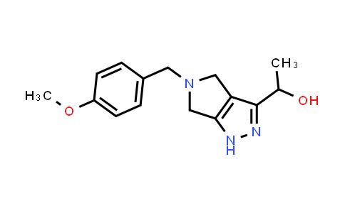 2228971-82-0 | 1-(5-(4-Methoxybenzyl)-1,4,5,6-tetrahydropyrrolo[3,4-c]pyrazol-3-yl)ethan-1-ol