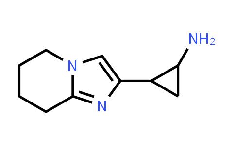 2229326-70-7 | 2-(5,6,7,8-Tetrahydroimidazo[1,2-a]pyridin-2-yl)cyclopropan-1-amine