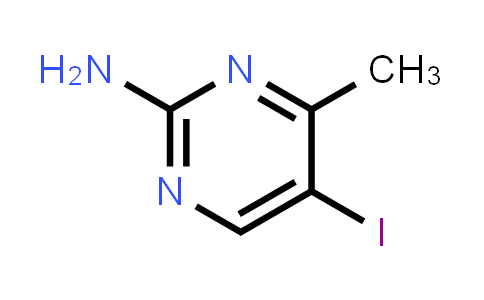 22294-56-0 | 5-Iodo-4-methylpyrimidin-2-amine