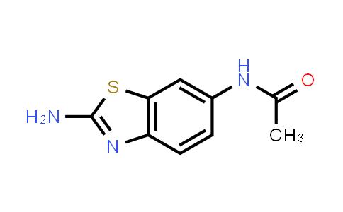 22307-44-4   N-(2-Aminobenzo[d]thiazol-6-yl)acetamide