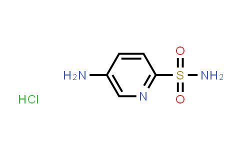 2230800-15-2 | 5-Aminopyridine-2-sulfonamide hydrochloride