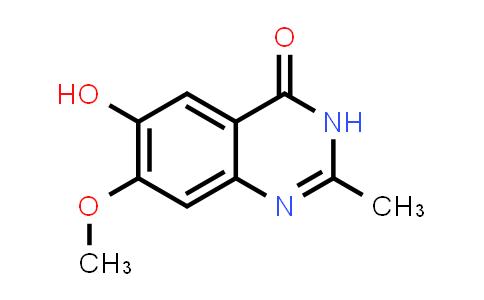 2230840-10-3 | 6-Hydroxy-7-methoxy-2-methylquinazolin-4(3H)-one
