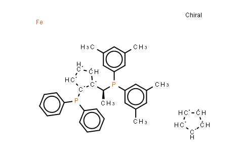 223121-07-1 | (2S)-1-[(1S)-1-[Bis(3,5-dimethylphenyl)phosphino]ethyl]-2-(diphenylphosphino)ferrocene