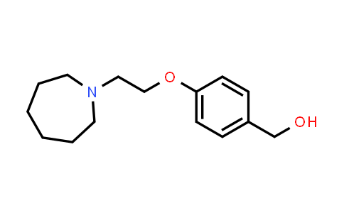 223251-16-9   (4-(2-(Azepan-1-yl)ethoxy)phenyl)methanol
