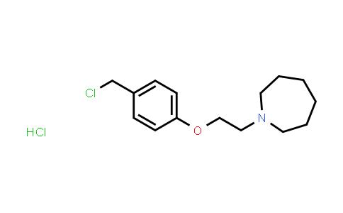 223251-25-0 | 1-(2-(4-(Chloromethyl)phenoxy)ethyl)azepane hydrochloride