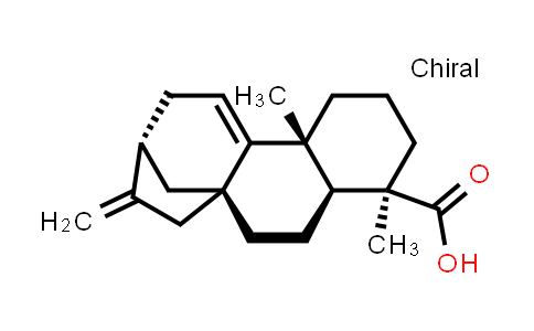 22338-67-6   Kaura-9(11),16-dien-18-oic acid