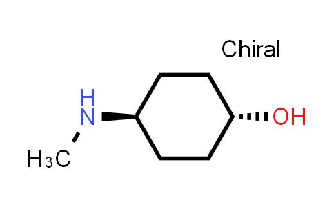 22348-44-3 | trans-4-(Methylamino)cyclohexanol