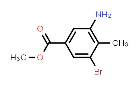 223519-11-7 | Methyl 3-amino-5-bromo-4-methylbenzoate