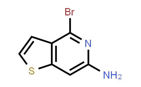 223554-09-4 | 4-Bromothieno[3,2-c]pyridin-6-amine