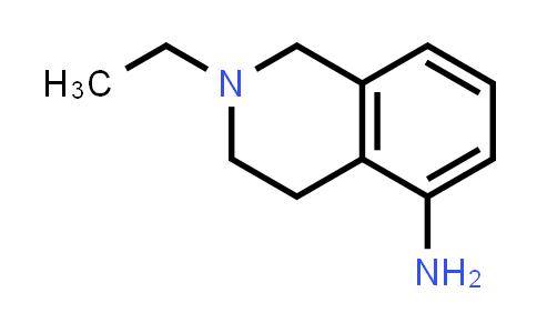 223700-11-6 | 2-Ethyl-1,2,3,4-tetrahydroisoquinolin-5-amine