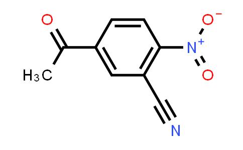 223726-10-1   5-Acetyl-2-nitrobenzonitrile
