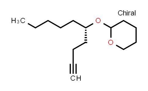 223734-62-1   2-((S)-Dec-1-yn-5-yloxy)tetrahydro-2H-pyran