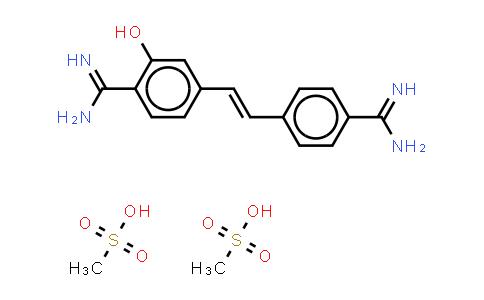 223769-64-0 | Hydroxystilbamidine bis(methanesulfonate)