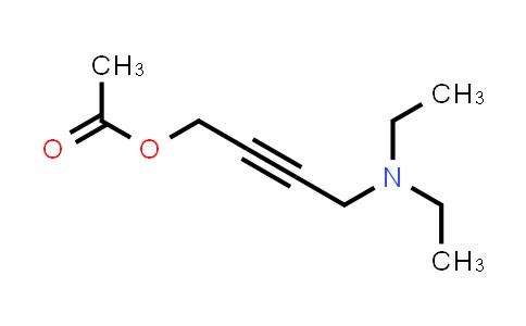 22396-77-6 | 4-(Diethylamino)but-2-yn-1-yl acetate
