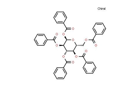 22415-91-4   (2R,3R,4S,5R,6R)-6-((Benzoyloxy)methyl)tetrahydro-2H-pyran-2,3,4,5-tetrayl tetrabenzoate