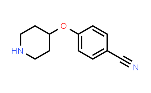 224178-67-0 | 4-(Piperidin-4-yloxy)benzonitrile