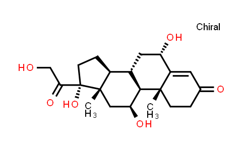 2242-98-0 | 6α-Hydroxycortisol
