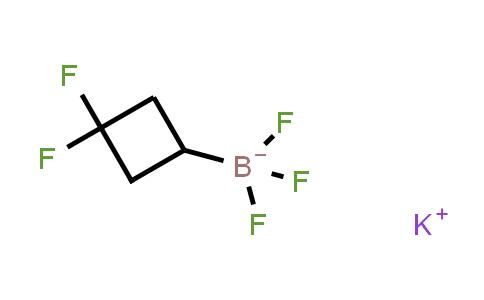 2243345-26-6   Potassium (3,3-difluorocyclobutyl)trifluoroborate