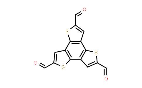 2243590-42-1 | Benzo[1,2-b:3,4-b':5,6-b'']trithiophene-2,5,8-tricarbaldehyde