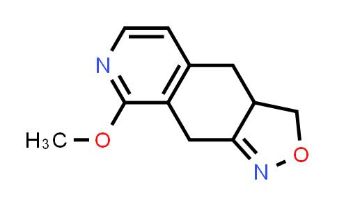 2244036-38-0 | 8-Methoxy-3,3a,4,9-tetrahydroisoxazolo[4,3-g]isoquinoline