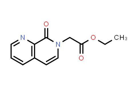 2244482-03-7 | Ethyl 2-(8-oxo-1,7-naphthyridin-7(8H)-yl)acetate