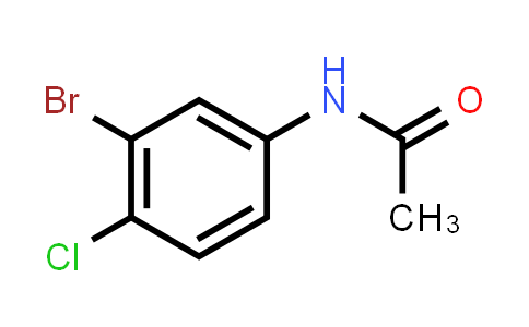 22459-83-2   N-(3-Bromo-4-chlorophenyl)acetamide