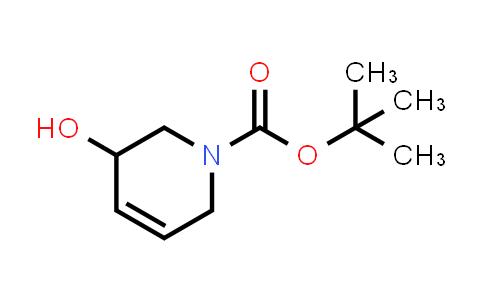224779-27-5 | tert-Butyl 3-hydroxy-1,2,3,6-tetrahydropyridine-1-carboxylate