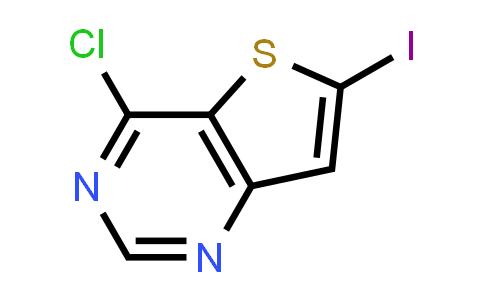 225382-62-7 | 4-Chloro-6-iodothieno[3,2-d]pyrimidine