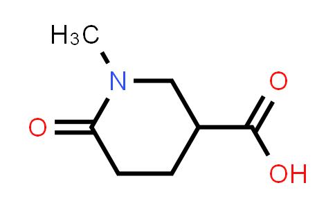 22540-51-8 | 1-Methyl-6-oxopiperidine-3-carboxylic acid
