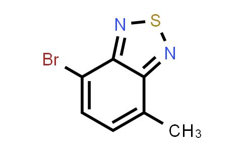 2255-80-3 | 4-Bromo-7-methylbenzo[c][1,2,5]thiadiazole