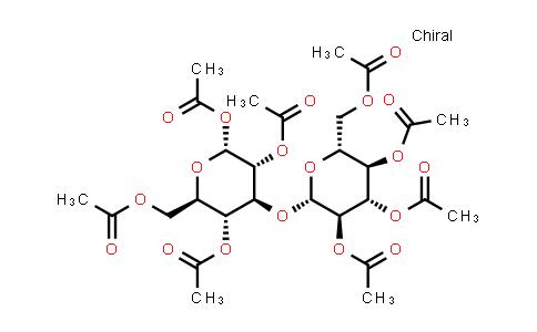 22551-65-1   Laminaribiose octaacetate