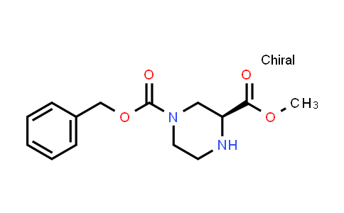 225517-81-7 | Methyl (S)-4-N-Cbz-piperazine-2-carboxylate