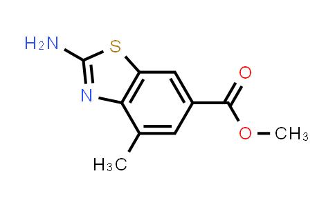 225525-63-3   Methyl 2-amino-4-methylbenzo[d]thiazole-6-carboxylate