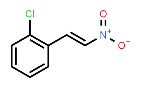 22568-07-6 | Benzene, 1-chloro-2-[(1E)-2-nitroethenyl]-